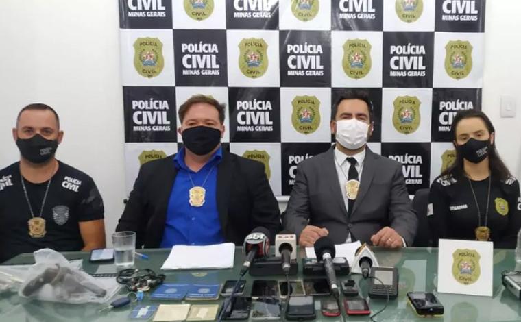 Polícia Civil prende quadrilha que usava perfis de mulheres para roubar motoristas de aplicativos