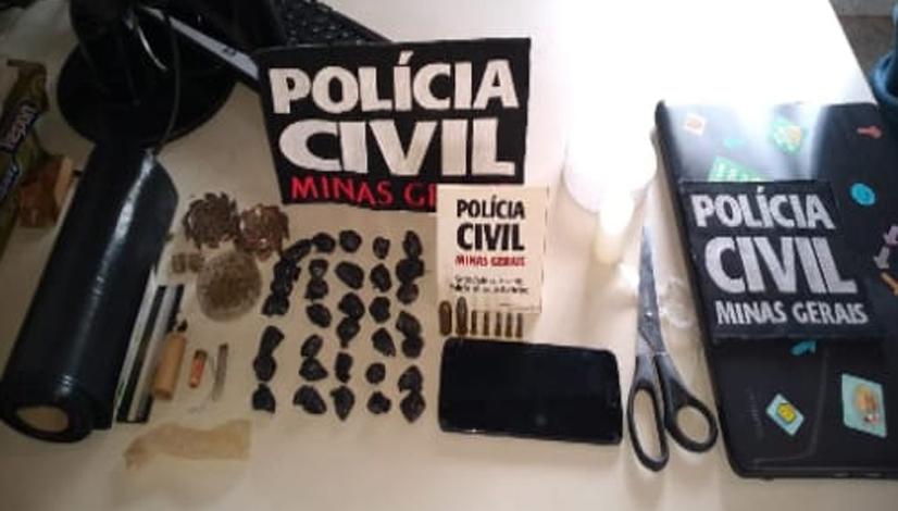 Polícia Civil intensifica combate a crimes de furto em Sete Lagoas