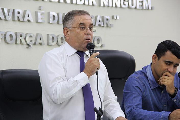 Vereador reclama ter sido mal informado pela Câmara em aprovação de PL