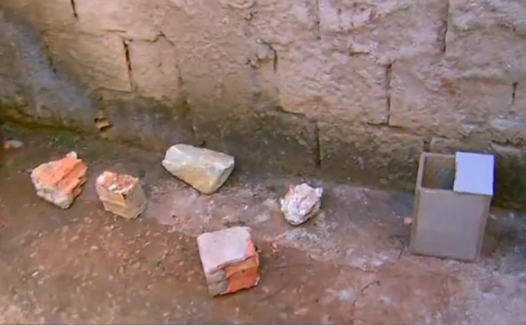 Marido é suspeito de atacar esposa com tijolos em Sete Lagoas; vítima está em estado grave