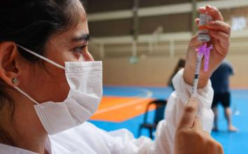 Covid-19: Sete Lagoas recebe cerca de 13 mil doses de vacinas e Saúde prepara mutirão de vacinação