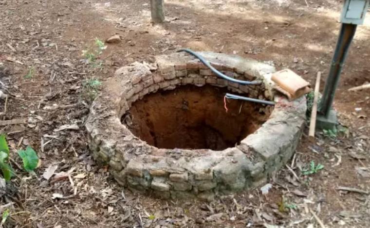 Criança de três anos morre após cair em cisterna de sítio no município de Baldim
