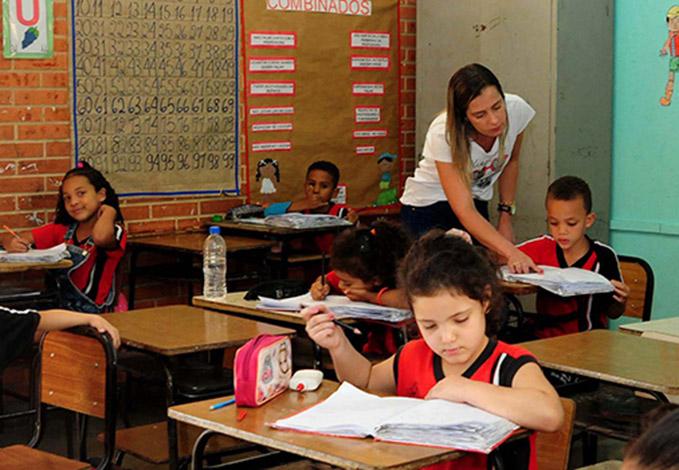 Secretaria de Educação divulga cadastros para escolas públicas de Sete Lagoas