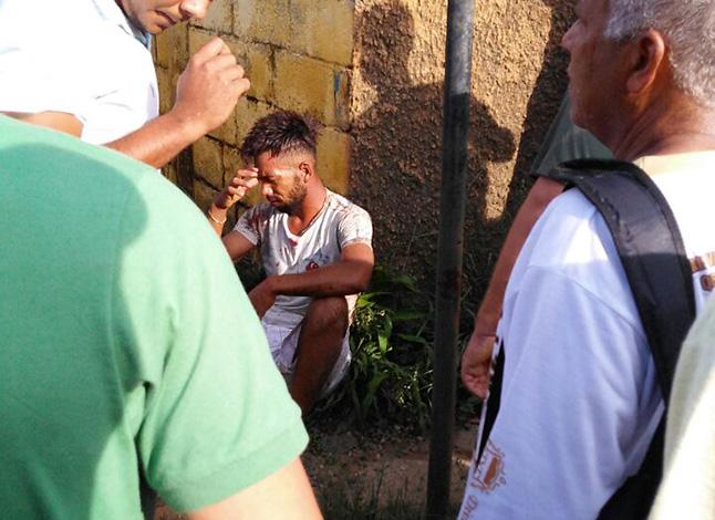 Ladrão de celular é capturado por populares no Canaã