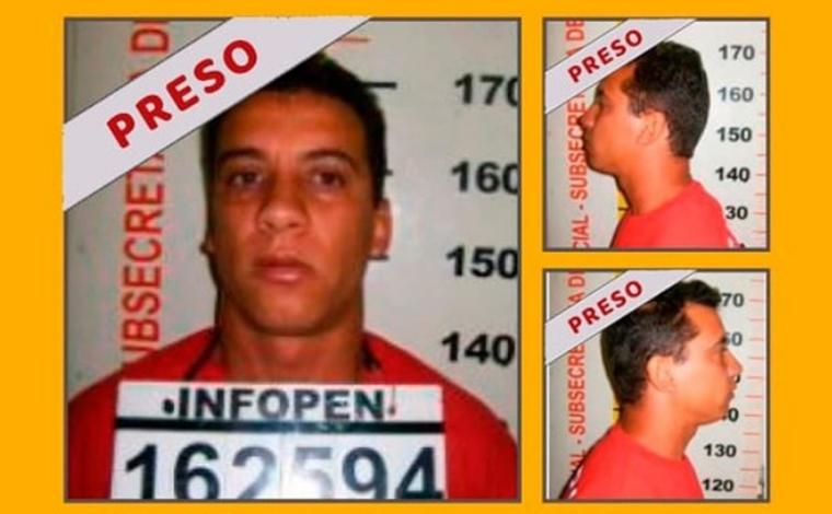Criminoso que integra lista dos mais procurados de Minas Gerais é preso em Sete Lagoas