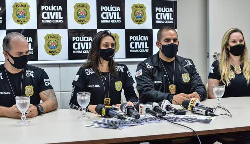 Operação prende homens envolvidos em estupro coletivo contra adolescente em BH