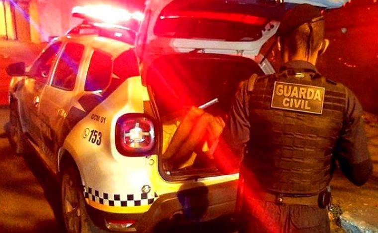 GCM prende homem suspeito de roubar oficina de lanternagem em Sete Lagoas