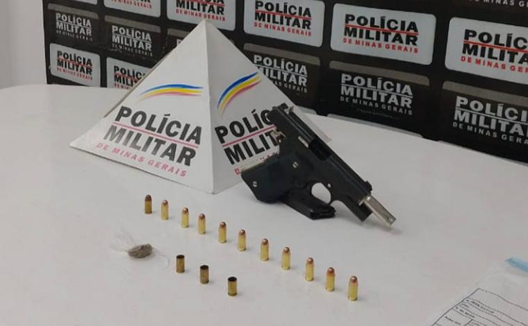Polícia Militar prende suspeito de tentativa de homicídio contra jovem em Sete Lagoas